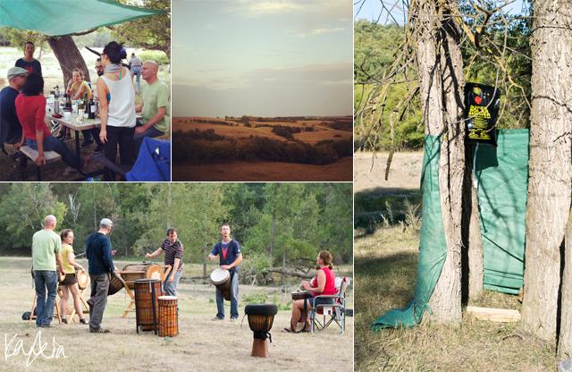 Blog: Camping (September long, 2012)a