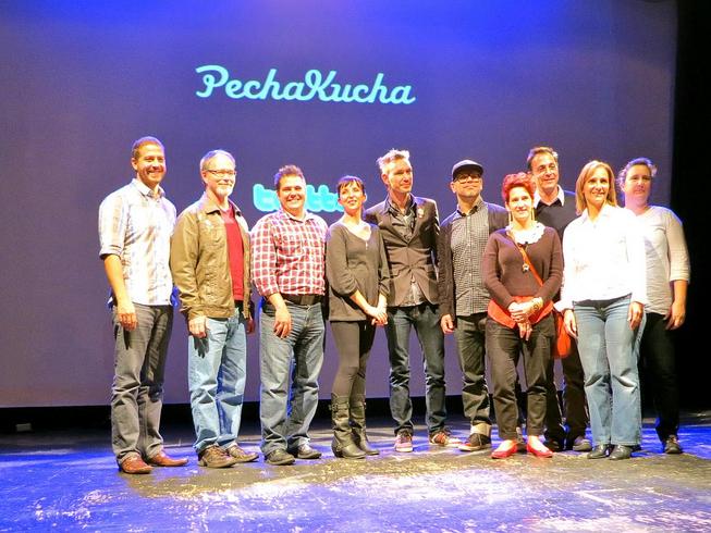 Pecha Kucha Wpg 11, presenters