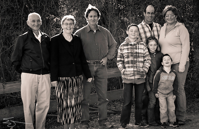Farm Project: the family