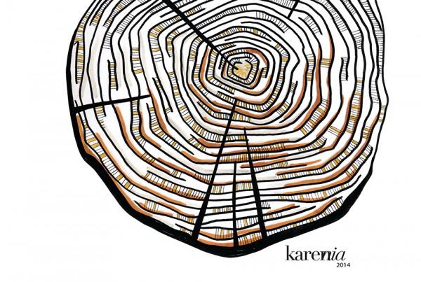 KareniaIllos-TreeStump1