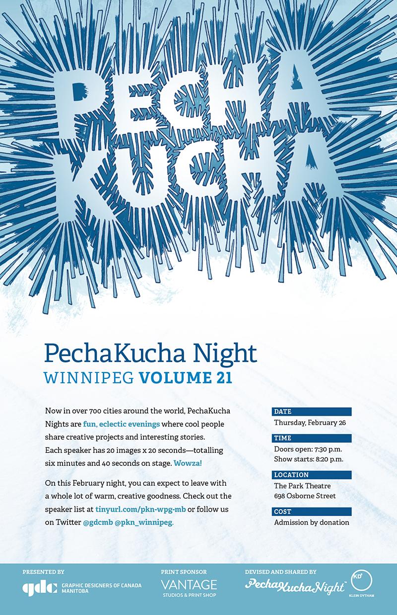 PechaKucha Wpg 2015