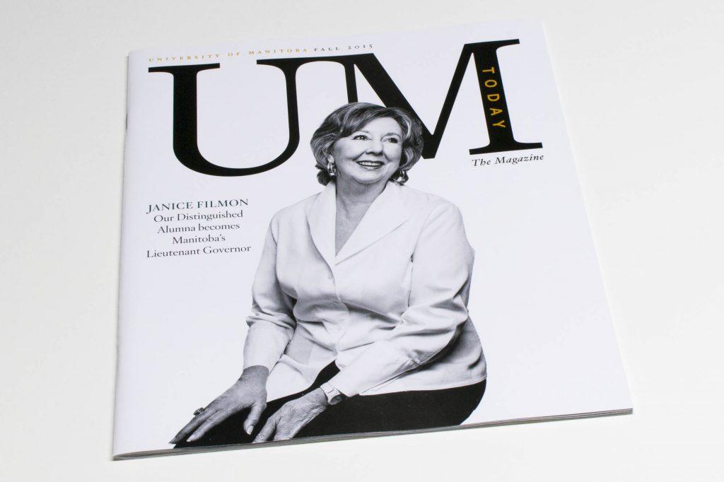 Karenia Niedzwiecki - portfolio - Alumni magazine